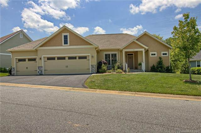 149 Williams Meadow Loop, Hendersonville, NC 28739 (MLS #3626005) :: RE/MAX Journey