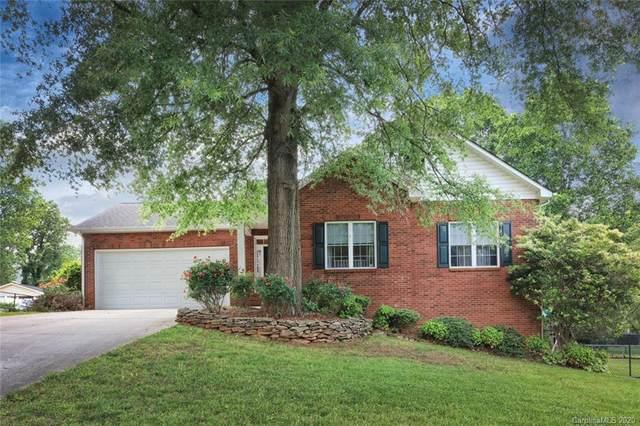 205 Knox Street, Statesville, NC 28677 (#3626072) :: Austin Barnett Realty, LLC