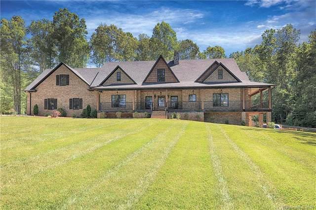 314 White Oak Branch Road, Statesville, NC 28625 (#3626073) :: Premier Realty NC