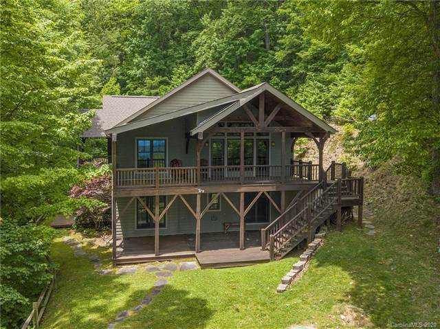 65 Fortune View Drive, Waynesville, NC 28786 (#3626099) :: LePage Johnson Realty Group, LLC
