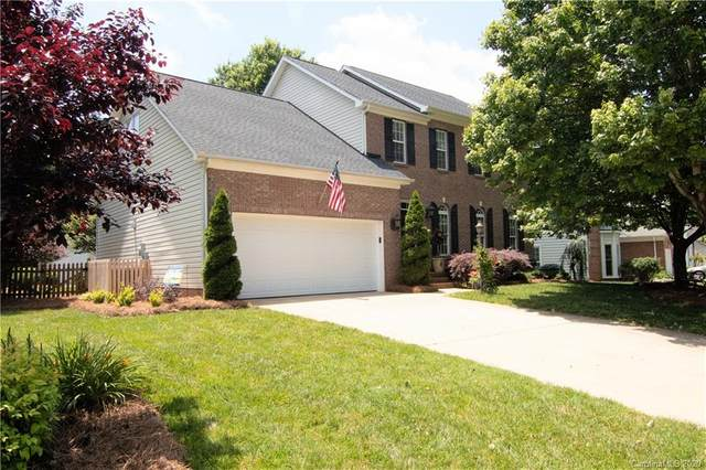 16001 Wynfield Creek Parkway, Huntersville, NC 28078 (#3626104) :: Cloninger Properties