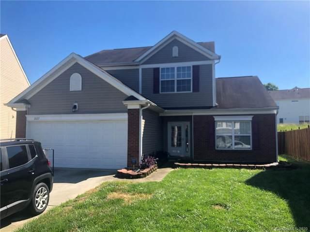 2027 Moss Creek Drive, Harrisburg, NC 28075 (#3626111) :: Mossy Oak Properties Land and Luxury