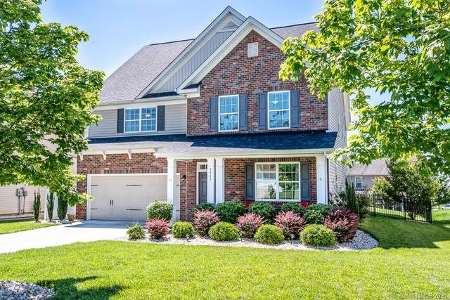 9543 Indian Beech Avenue, Concord, NC 28027 (MLS #3626124) :: RE/MAX Journey