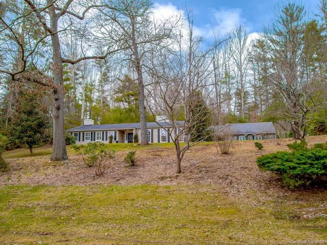 17 Brookside Road, Biltmore Forest, NC 28803 (#3626239) :: MartinGroup Properties