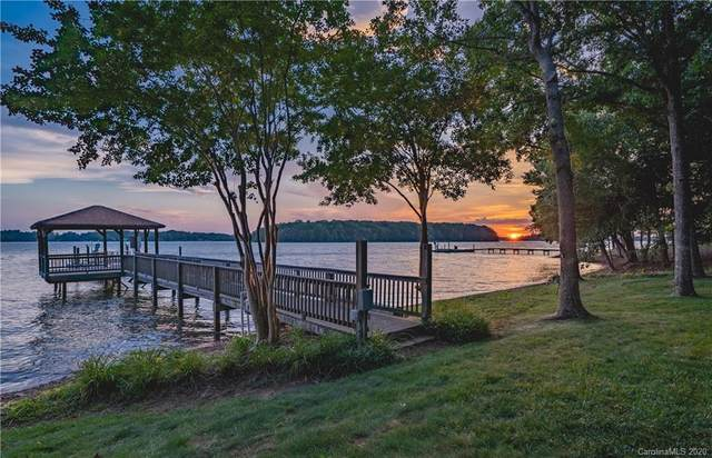 16201 North Point Road, Huntersville, NC 28078 (#3626279) :: Puma & Associates Realty Inc.