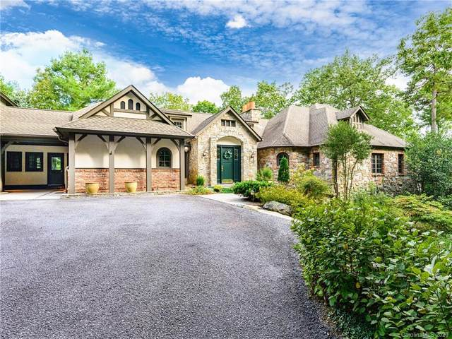515 Overlook Drive, Flat Rock, NC 28731 (#3626286) :: Homes Charlotte