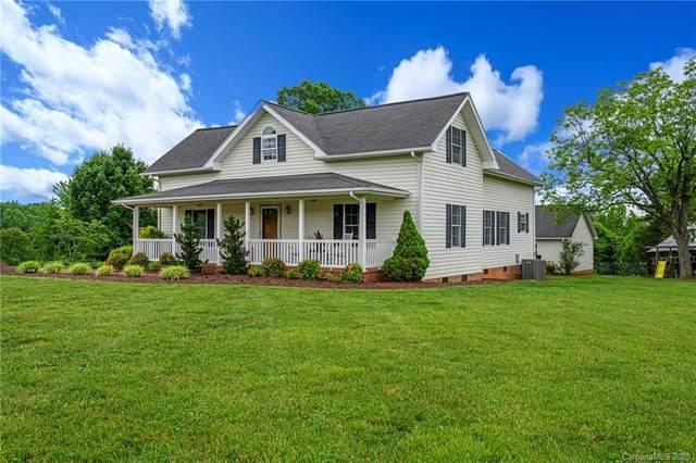 124 Falcon Lane, Mocksville, NC 27028 (#3626294) :: LePage Johnson Realty Group, LLC