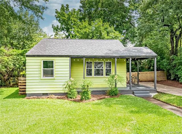 1033 Matheson Avenue, Charlotte, NC 28205 (#3626300) :: Miller Realty Group