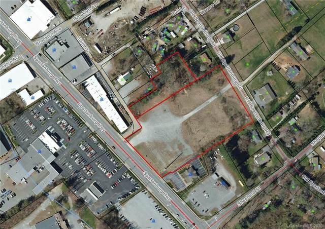 00 Spartanburg Highway, Hendersonville, NC 28792 (#3626318) :: Keller Williams Professionals