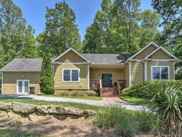 1505 Summit Springs Drive, Flat Rock, NC 28731 (MLS #3626383) :: RE/MAX Journey