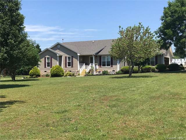 416 Mock Mill Road, Statesville, NC 28677 (#3626384) :: Premier Realty NC