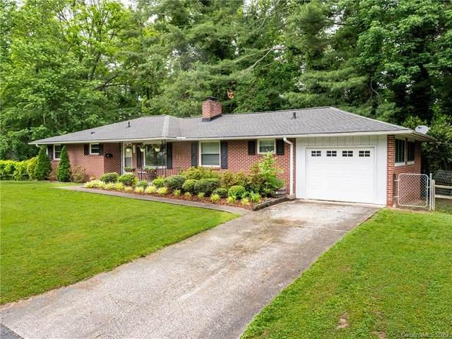 306 Taylor Street, Hendersonville, NC 28739 (#3626389) :: Keller Williams Professionals