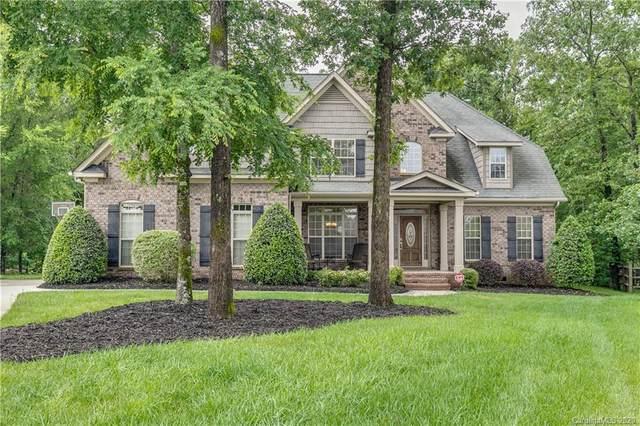 1005 Pine Twig Way #28, Matthews, NC 28104 (#3626390) :: MartinGroup Properties