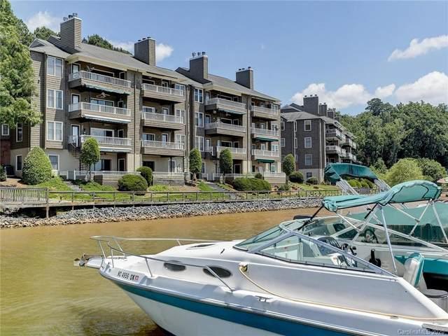7332 Lakefront Drive #3, Charlotte, NC 28278 (#3626406) :: Robert Greene Real Estate, Inc.