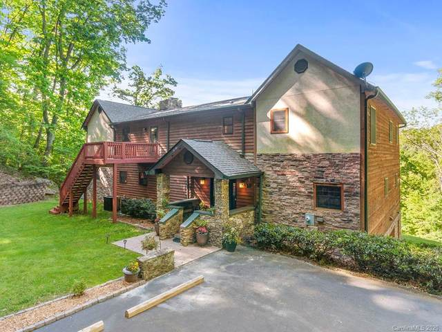 890 Chandler Creek Road, Mars Hill, NC 28754 (#3626423) :: The Sarver Group