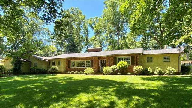 1035 15th Avenue NW, Hickory, NC 28601 (#3626480) :: Rinehart Realty