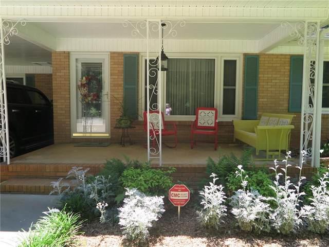 119 Suncrest Road, Cherryville, NC 28021 (#3626527) :: Rinehart Realty