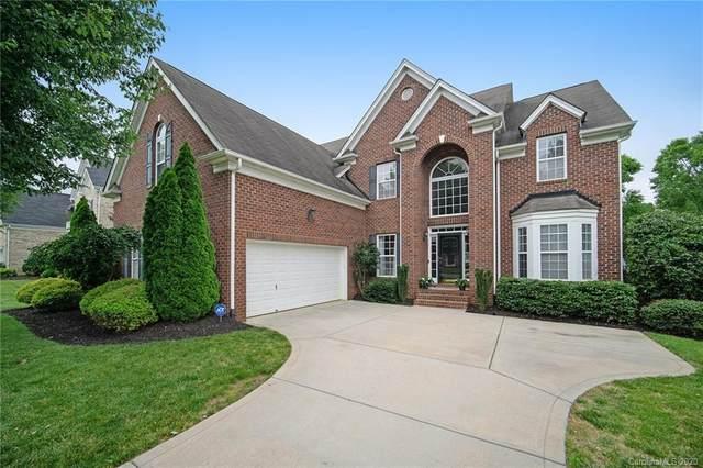 5918 Checkerberry Lane, Huntersville, NC 28078 (#3626528) :: Austin Barnett Realty, LLC