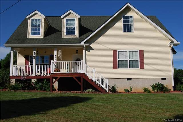 494 Justice Ridge Road, Candler, NC 28715 (#3626560) :: High Performance Real Estate Advisors