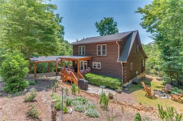 374 Laurel Lakes Parkway, Lake Lure, NC 28746 (#3626565) :: MartinGroup Properties