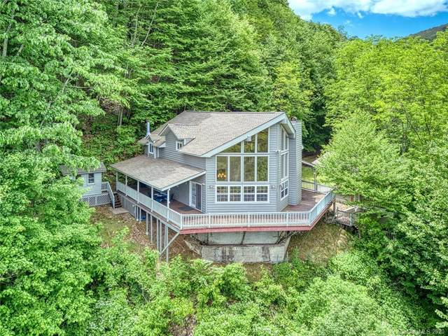 230 Dolphin Drive, Maggie Valley, NC 28751 (#3626570) :: High Performance Real Estate Advisors