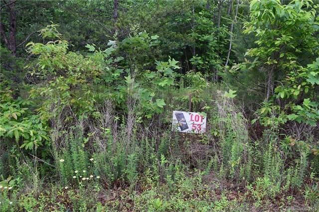 3163 Lake Drive #53, Morganton, NC 28630 (#3626582) :: Rinehart Realty