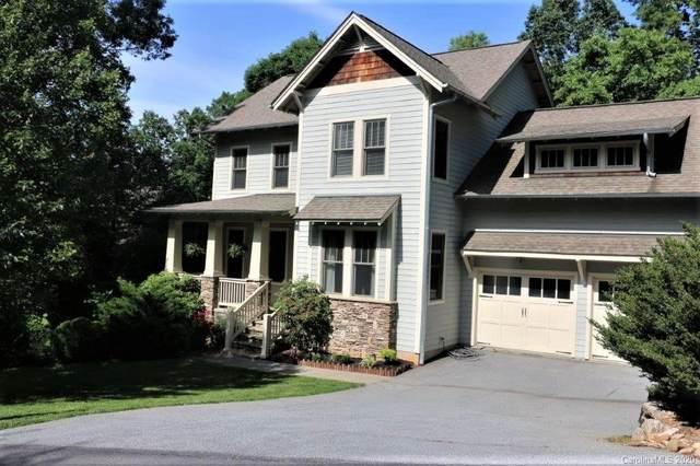 24 E Owl Creek Lane E, Fairview, NC 28730 (#3626593) :: Keller Williams Professionals