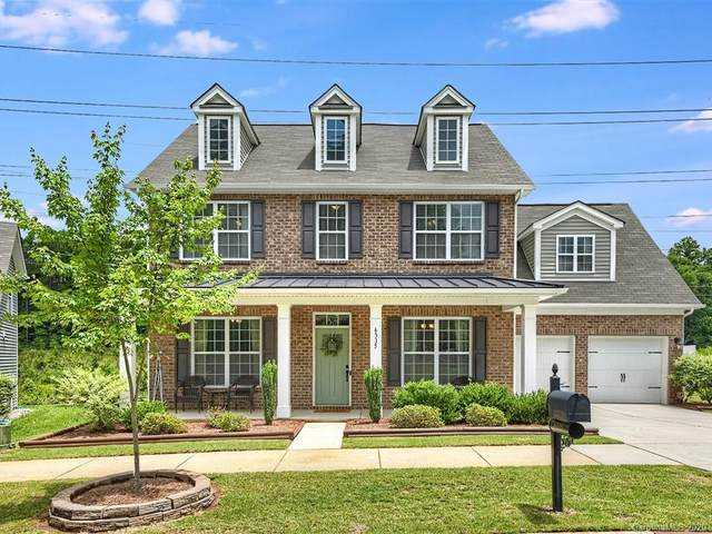 6335 Torrence Trace Drive, Huntersville, NC 28078 (#3626640) :: Besecker Homes Team