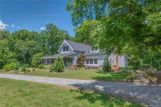 1454 Ar Thompson Road, Mill Spring, NC 28756 (#3626645) :: Cloninger Properties