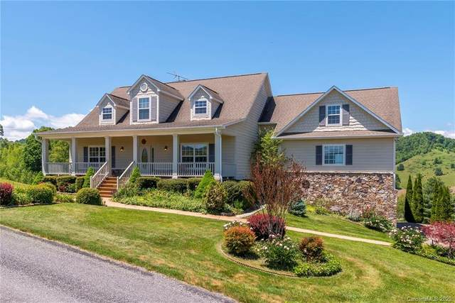 356 Everview Lane, Waynesville, NC 28785 (#3626651) :: High Performance Real Estate Advisors