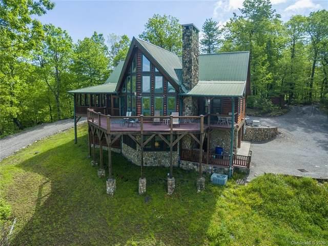 22 Hidden Trail, Black Mountain, NC 28711 (#3626657) :: Besecker Homes Team
