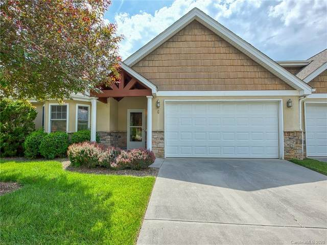 6 Denali Lane, Waynesville, NC 28786 (#3626663) :: High Performance Real Estate Advisors