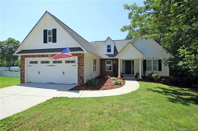 7295 Gabriel Street, Sherrills Ford, NC 28673 (#3626689) :: Cloninger Properties