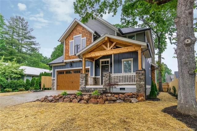 109 Third Street, Black Mountain, NC 28711 (#3626733) :: Besecker Homes Team
