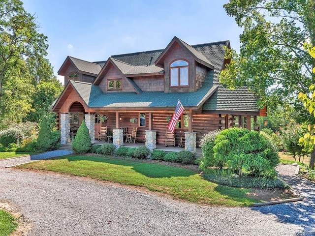 105 Hobby Horse Lane, Hendersonville, NC 28792 (#3626764) :: Puma & Associates Realty Inc.