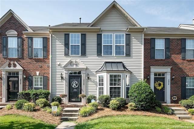 3928 Archer Notch Lane, Huntersville, NC 28078 (#3626767) :: High Performance Real Estate Advisors