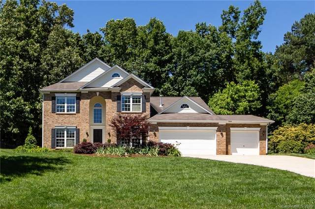 7531 Hannah Alexander Lane, Mint Hill, NC 28227 (#3626804) :: Robert Greene Real Estate, Inc.