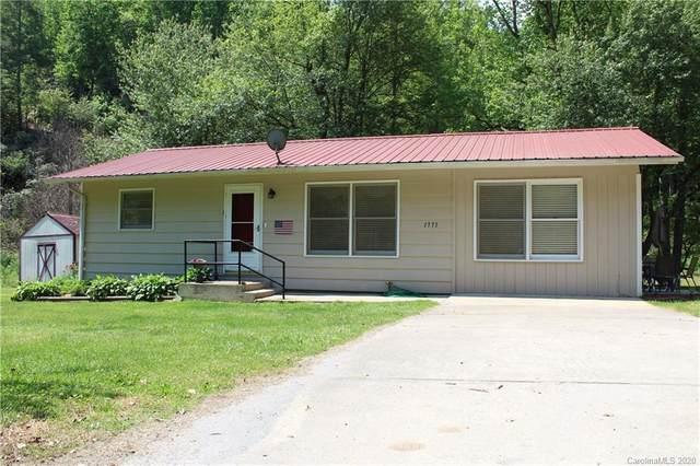 1775 Greens Creek Road, Sylva, NC 28779 (#3626836) :: The Sarver Group