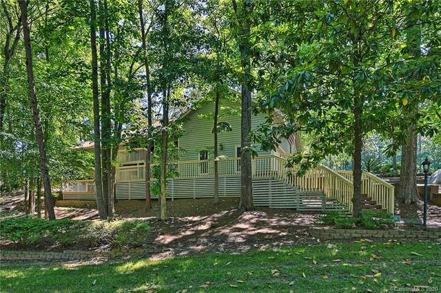 70 Honeysuckle Woods, Lake Wylie, SC 29710 (#3626856) :: Robert Greene Real Estate, Inc.