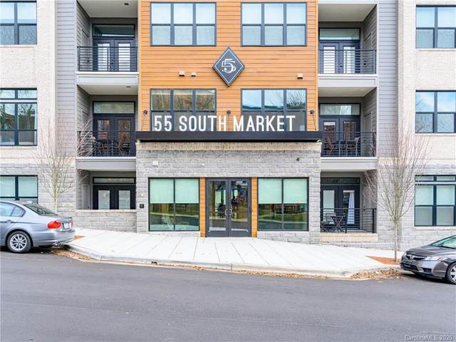 55 S Market Street #304, Asheville, NC 28801 (#3626864) :: Homes Charlotte