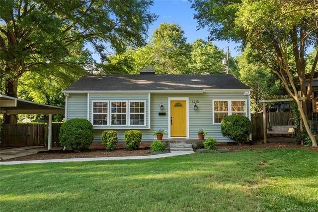 1215 Dade Street, Charlotte, NC 28205 (#3626866) :: Homes Charlotte