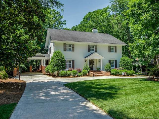 4218 Arborway Road, Charlotte, NC 28211 (#3626868) :: High Performance Real Estate Advisors