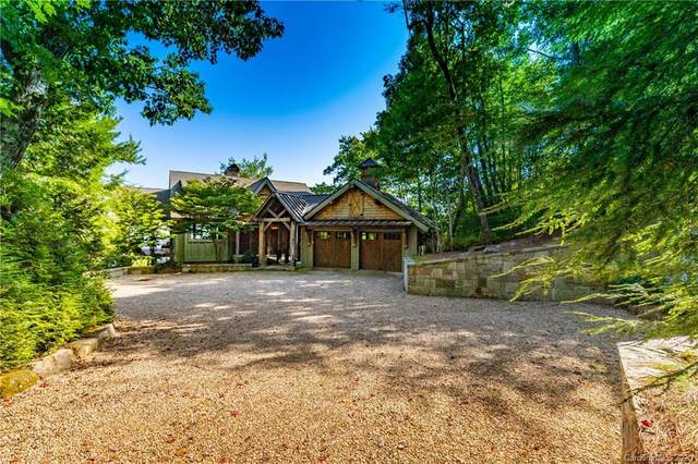 107 Ridge Colony Drive 6R, Lake Toxaway, NC 28747 (#3626892) :: Charlotte Home Experts