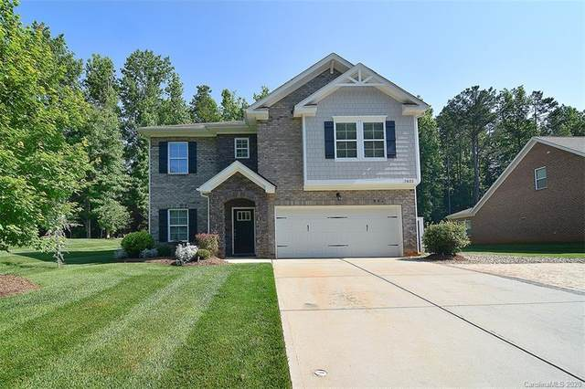 7832 Goodall Court, Mint Hill, NC 28227 (#3626912) :: Robert Greene Real Estate, Inc.