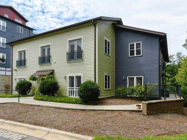 600 N Skyloft Drive #102, Asheville, NC 28801 (#3626947) :: Caulder Realty and Land Co.