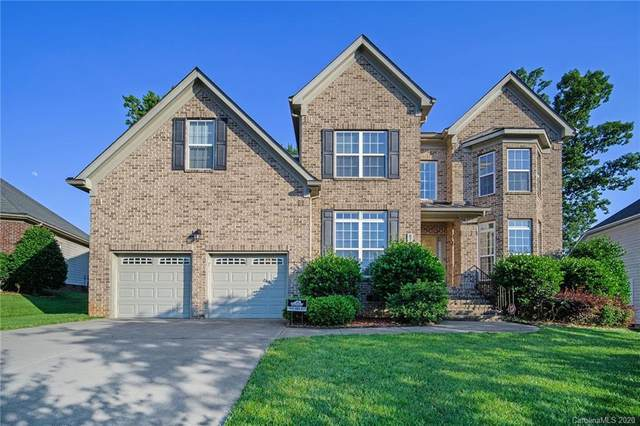 8229 Cool Spring Court, Indian Land, SC 29707 (#3626961) :: www.debrasellscarolinas.com