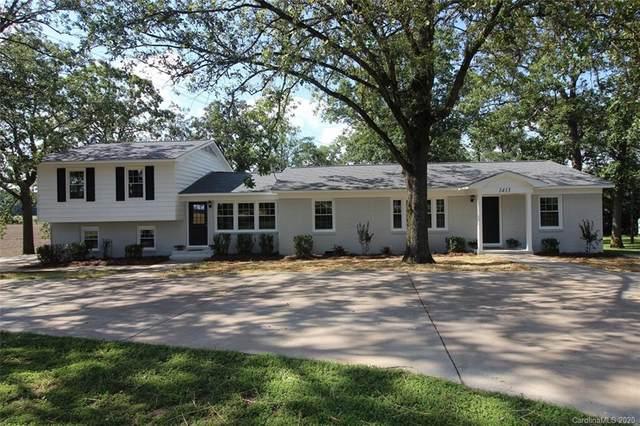 1413 Old Peachland Road, Marshville, NC 28103 (#3626983) :: Robert Greene Real Estate, Inc.