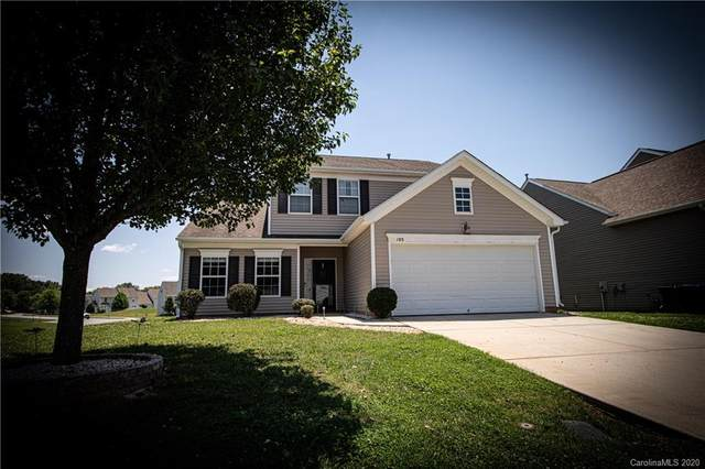 105 Saintsbury Place, Lexington, NC 27295 (#3627003) :: Robert Greene Real Estate, Inc.