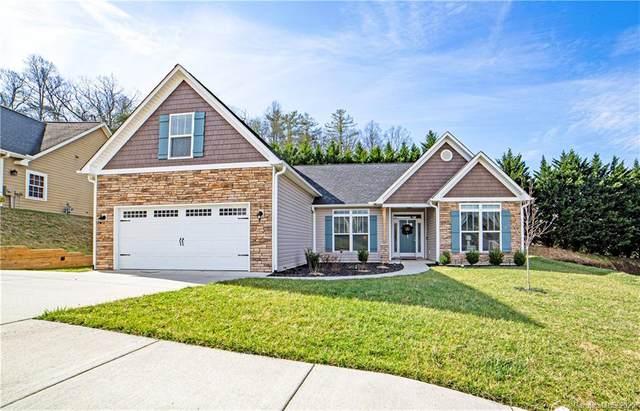 67 Regent Drive, Fletcher, NC 28732 (#3627004) :: Caulder Realty and Land Co.