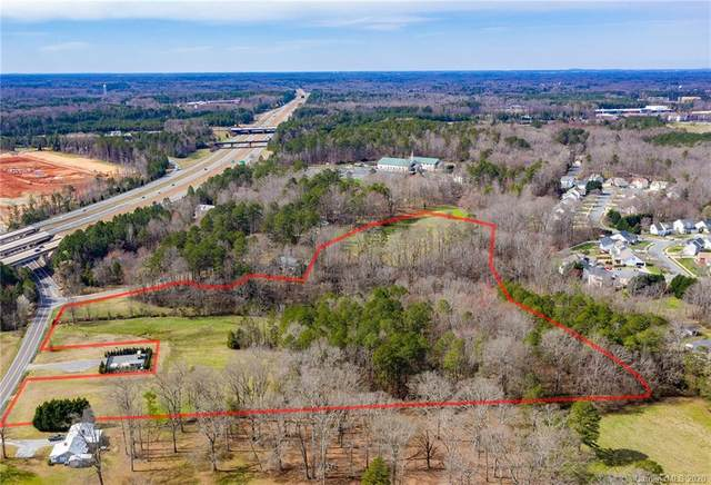 2597 Mt. Harmony Church Road, Matthews, NC 28105 (#3627030) :: Premier Realty NC